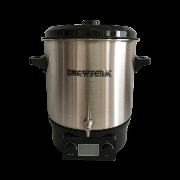 Brewferm elektrischer Braukessel Pro 27 l