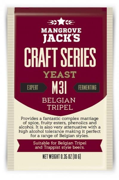 Mangrove Jack's Craft Series 10 g - Belgian Tripel M31