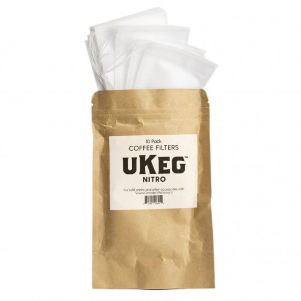 uKeg™ Nitro Kaffeefilter - 10 St.