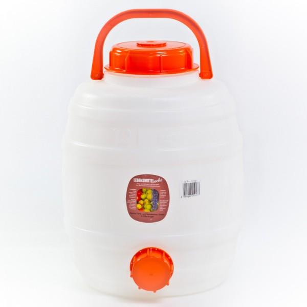 Speidel Gärbehälter 12 Liter rund