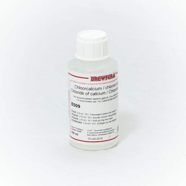 Calciumchloridlösung 33% - 100 ml (Kalziumchlorid) Brausalz