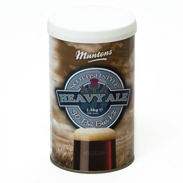 Bierkit MUNTONS Scottish Style Heavy Ale