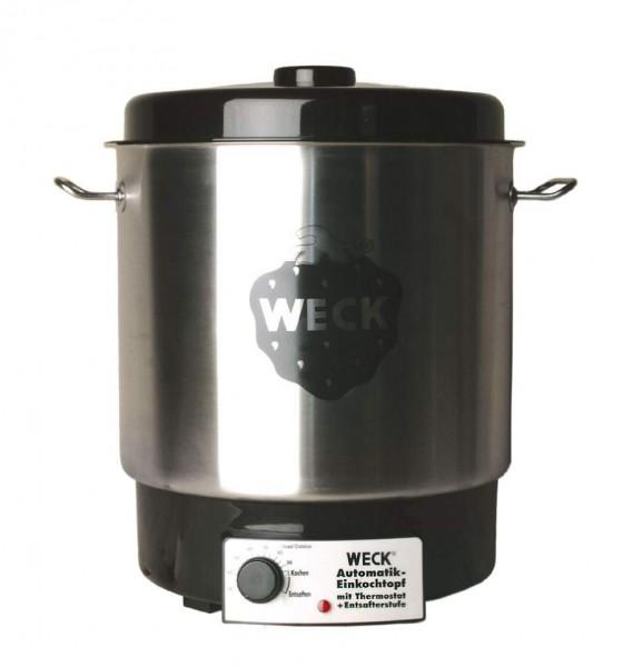 Elektrischer Einkochtopf W24 NIROSTA + Thermostat