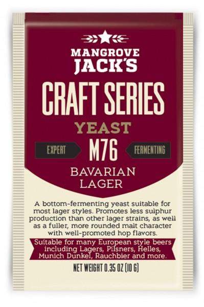 Mangrove Jack's Craft Series 10 g - Bavarian Lager M76