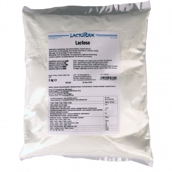 Laktose - Milchzucker 1kg