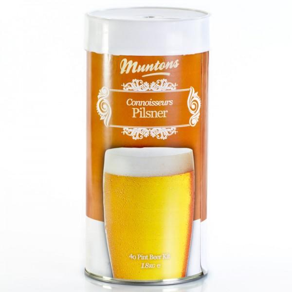 Muntons Pilsner Bierkit 1,8kg