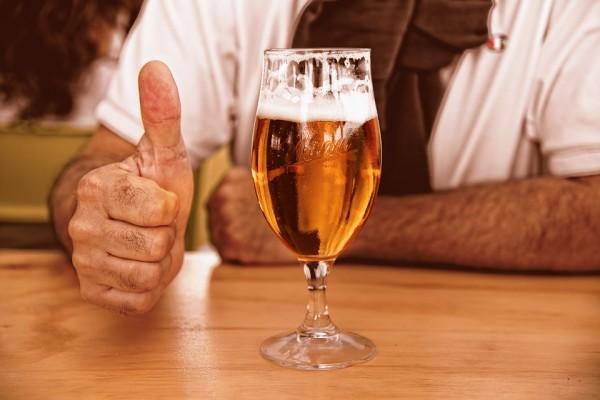 Pils-Bier-brauen