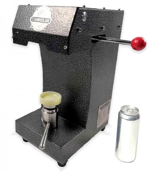 Dosenverschluss-Maschine -Cannular-