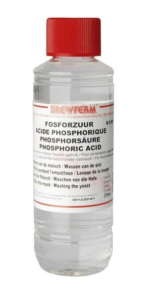 Phosphorsäure 75% 250 ml (=406g)