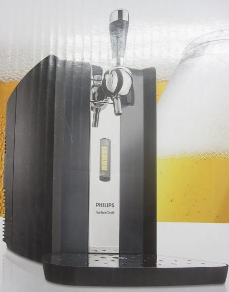 Zapfanlage für 6 Liter Bierfässer