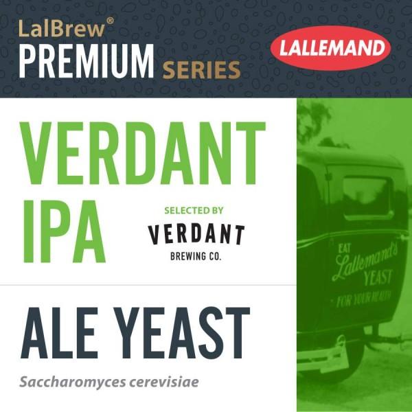 LALLEMAND LalBrew® Premium trocken Bierhefe Verdant IPA - 11 g
