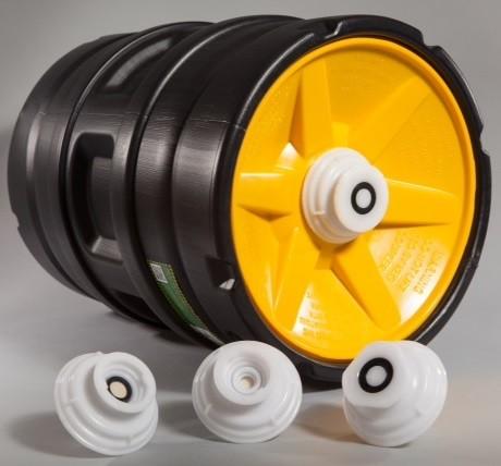 StarKeg® - 30 L Kunststoff-Getränkefass