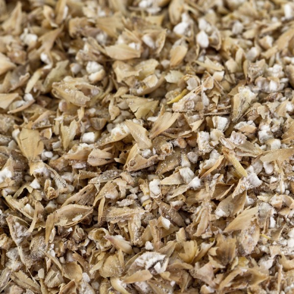 Gerstenmalz geröstet BISCUIT EBC 45-55 geschrotet