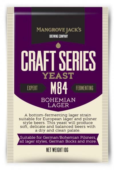 Mangrove Jack's Craft Series 10g - Bohemian Lager M84