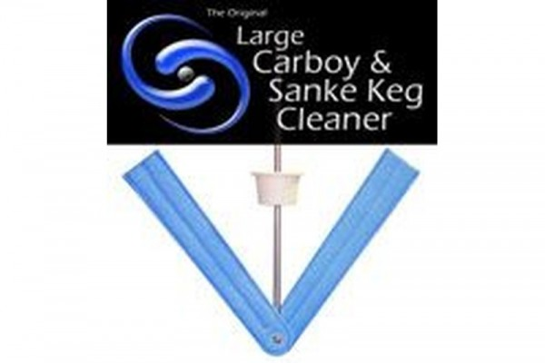 Large Carboy Cleaner - das Original! (Für Bier-KEGs)