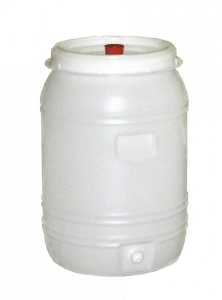 60 Liter Gärfass + Gärspund und Zapfhahn