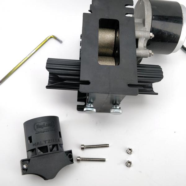 MaltZilla Standard. Malzmühle Mit Integriertem Motor