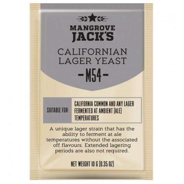 Mangrove Jack's Craft Series 10 g - Californian Lager M54