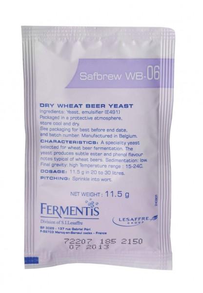 Fermentis Safbrew WB-06 11,5g obergärige Bierhefe