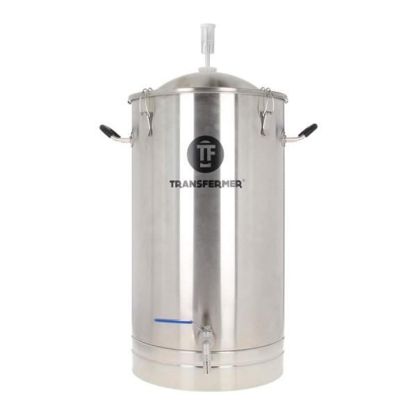 Transfermer® Edelstahl-Gärbehälter 35 liter