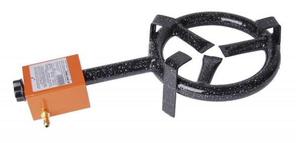 Gasbrenner Ø 20cm für Butan- oder Propangas - Leistung 5 KW