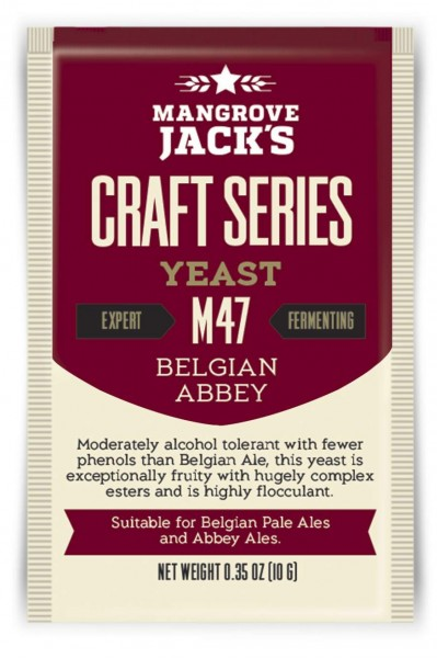 Mangrove Jack's Craft Series 10 g - Belgian Abbey M47
