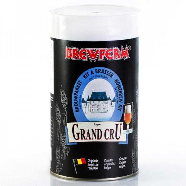 Brewferm 1,5kg Grand Cru Bierkit aus original Belgischen Rezepten