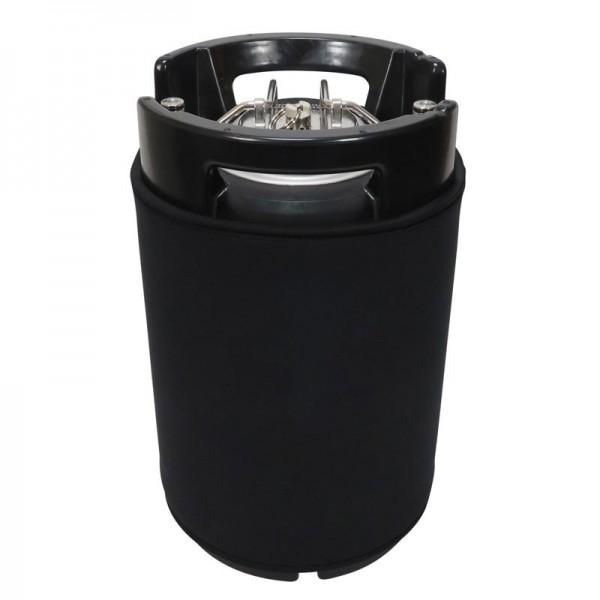 Neopren-Isoliermantel für Soda-Kegs 2 Größen (9,45/ 19 Liter)