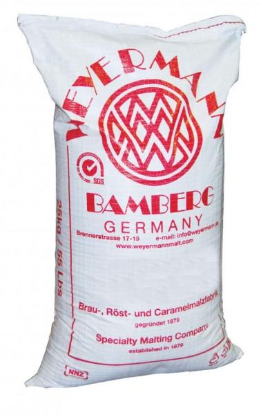 25 kg Weizenbraumalz dunkel - Sackware ungeschrotet