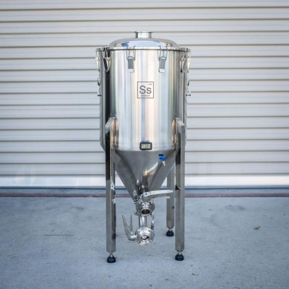 Ss Brewtech™ Brewmaster Chronical Fermenter 79 l (halbes bbl) °C