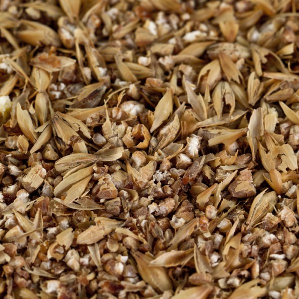 Caramelmalz hell Carahell für helle Biere EBC 20-30 geschrotet