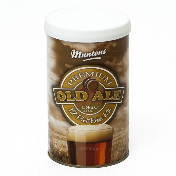 Bierkit MUNTONS Old Ale
