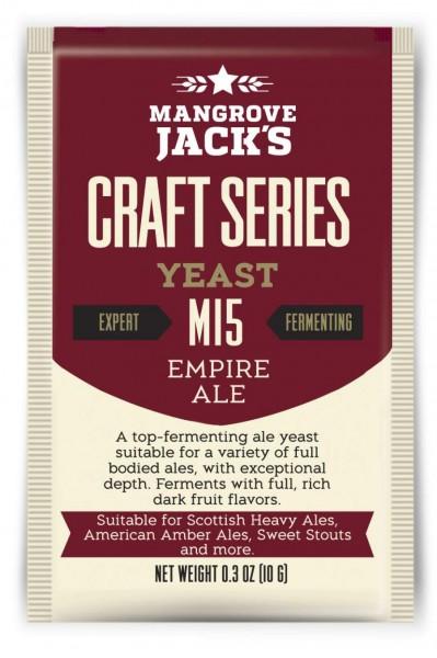 Empire Ale M15 - Mangrove Jack's Craft Series - 10 g