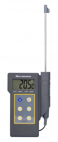 Digitalthermometer mit separatem Fühler, genaue Anzeige von Grad Celsius und Fahrenheit