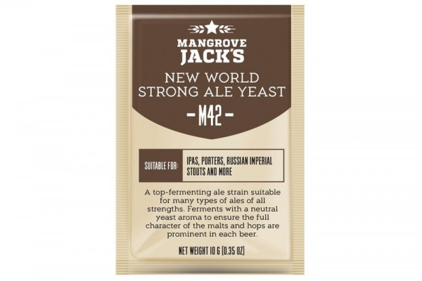 Mangrove Jack's M42 - New World Strong Ale 10 g
