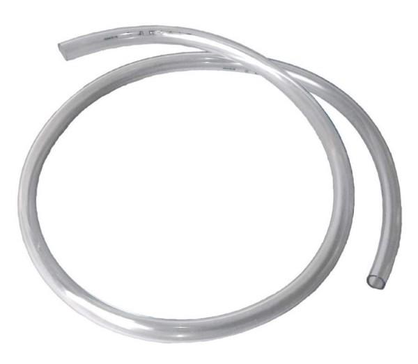 Bierschlauch klar aus PVC - 7 mm Innendurchmesser 1 lfm