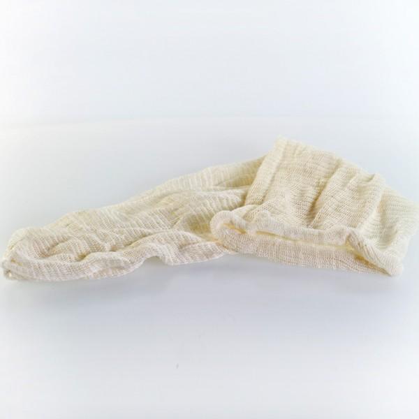 10x Hopfensäckchen aus reiner Baumwolle für das Kochen von Hopfen