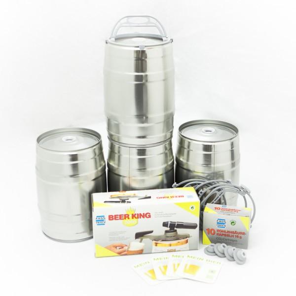 20 Liter Partyfass-Paket
