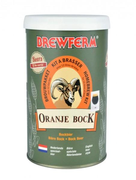 Brewferm 1,5 kg Oranje Bock 12 Liter