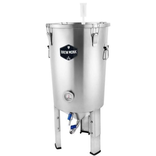 Brew Monk™ Edelstahl-Gärbehälter 30 l
