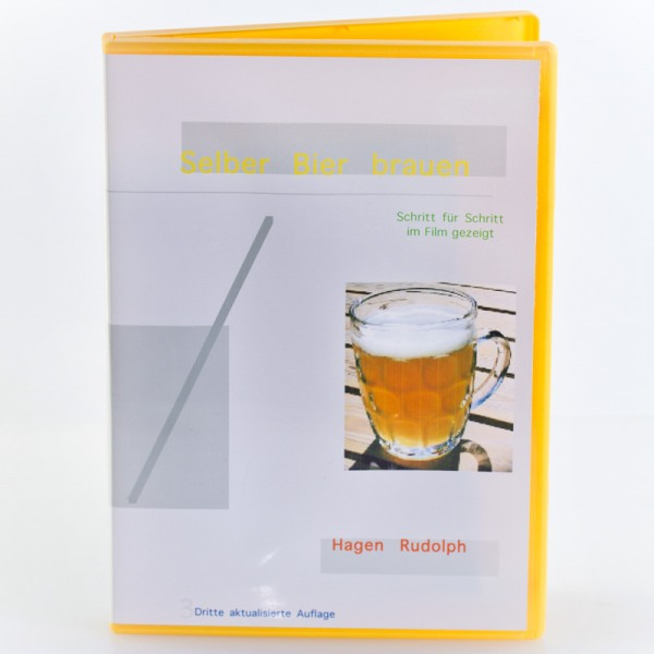 Selber Bier Brauen DVD Anleitung zum Selber Bierbrauen mit Rezepten