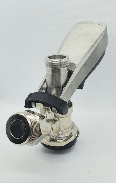 Korbzapfkopf Typ S gerader Abgang SK09-25
