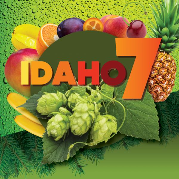 Idaho7 Hopfenpellets zum Bierbrauen - Alfasäure 12,2%