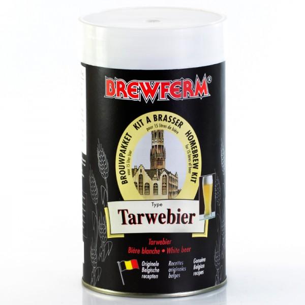 Brewferm 1,5kg Weizenbier Bierkit aus original Belgischen Rezepten