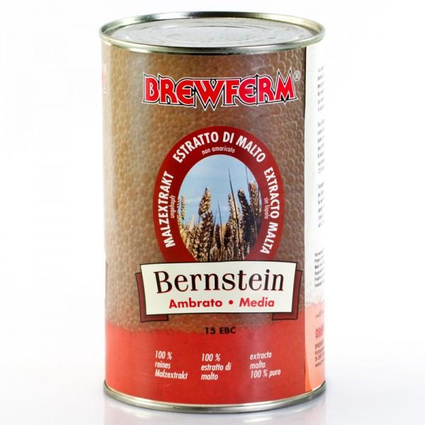 1,5kg Malzextrakt Bernstein