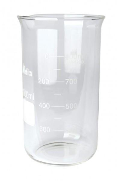 Becherglas graduiert, hitzebeständig in zwei Größen