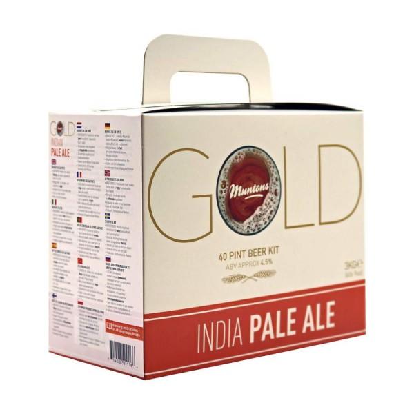 Muntons Gold India Pale Ale Bierkit