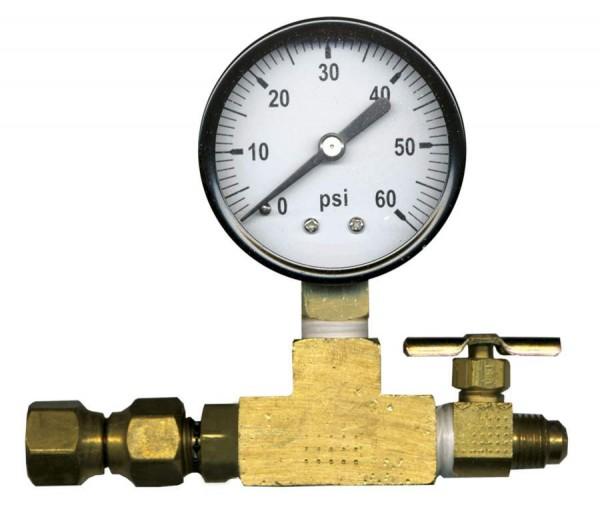 Manometer für Soda-Kegs / Druckregulierer