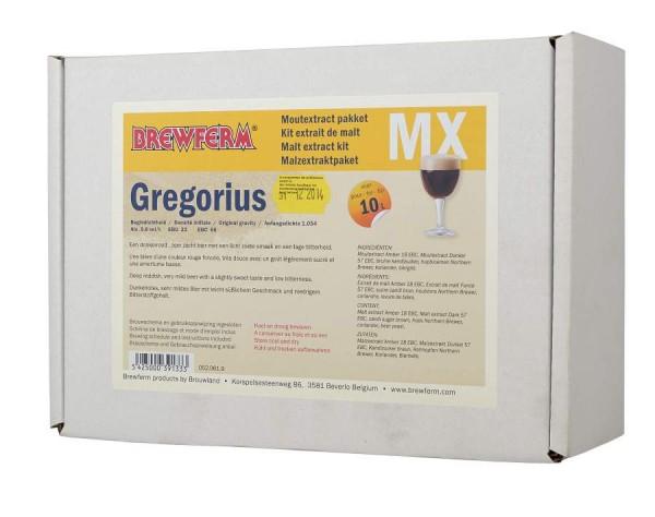 Malzextrakt Biermischung Gregorius für 10 Liter