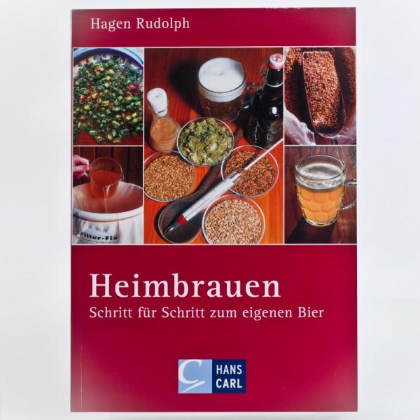 Heimbrauen Schritt für Schritt zum eigenen Bier Buch von Rudolph Hagen inkl. Rezepte / 3. Auflage